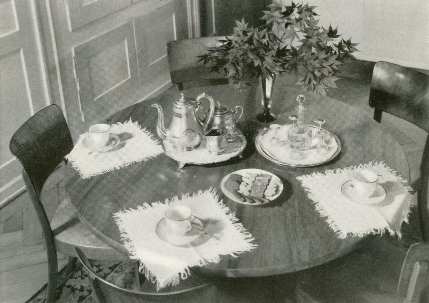 erleben sie geschichte neu – vom 1. januar 1900 bis heute, Esszimmer dekoo