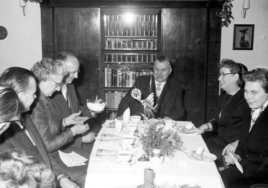 esszimmer 1960 – dogmatise, Esszimmer dekoo